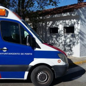 Ciudadanos (Cs) Pinto exige la mejora de las instalaciones de PIMER- Protección Civil