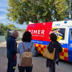 Ciudadanos (Cs) Pinto exige una buena gestión del servicio de PIMER-ProtecciónCivil