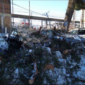 Ciudadanos (Cs) Pinto solicita la declaración del municipio como 'zona afectada gravemente' ante los graves daños ocasionados por la borrasca Filomena